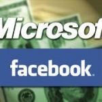 مايکروسافت ميخواهد فيسبوک را بخرد, مايکروسافت و فيسبوک